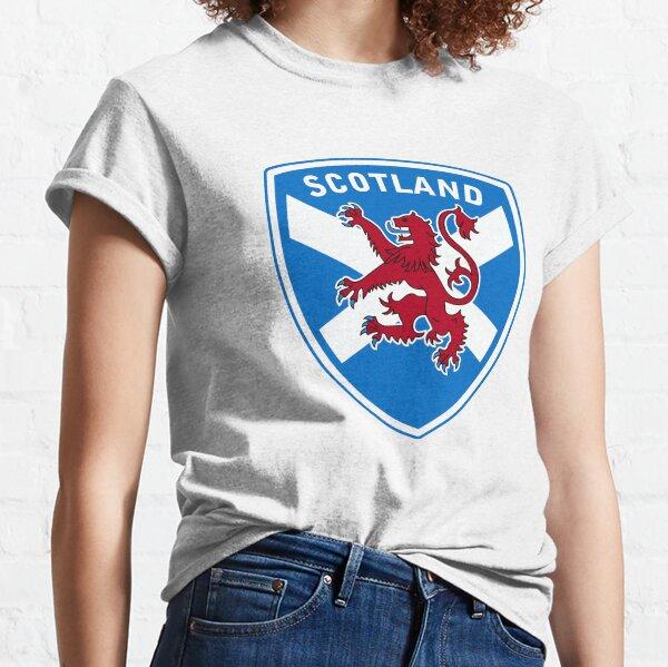 Scottish Lion & flag Classic T-Shirt