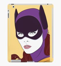 60s Bat Girl - Nagel Style iPad Case/Skin