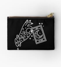 Your Tarot Card is The Moon Studio Pouch