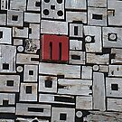 """""""M"""" Shop Front, Newquay by Woodie"""