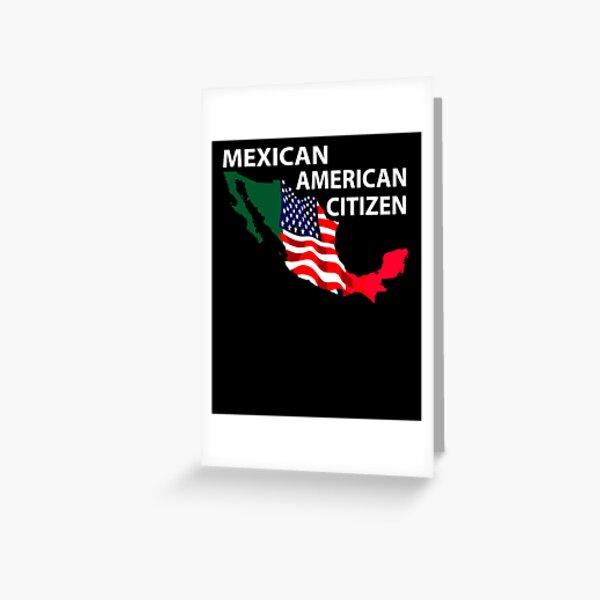 Regalo de ciudadanía EE. UU. Flag flag Ciudadanía de naturalización presente Tarjetas de felicitación