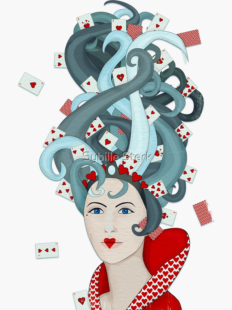 Rococo: Queen of Hearts by MagpieMagic