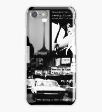 Trista & Holt #5 excerpt iPhone Case/Skin