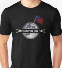 Moon Flag Unisex T-Shirt