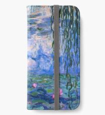 Water Lilies Monet iPhone Wallet/Case/Skin