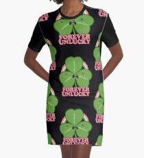 Trefoil Angst Graphic T-Shirt Dress