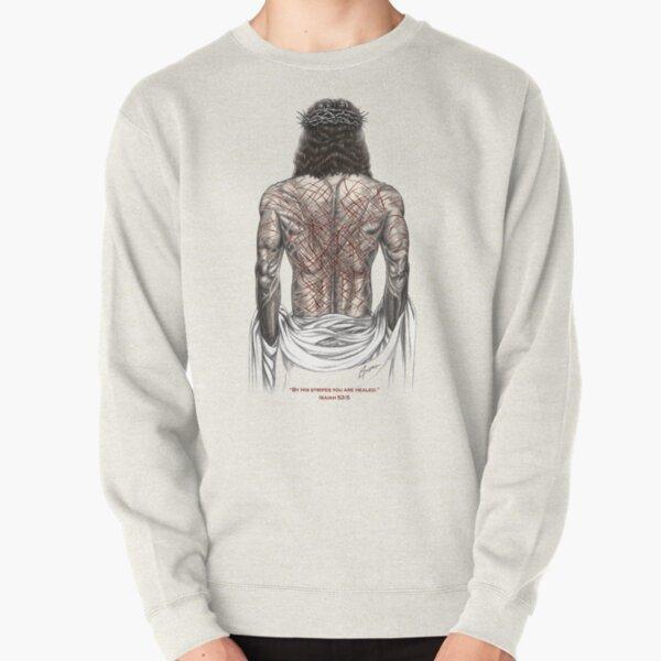 "Crimson Love Series – ""THE PRICE"" Pullover Sweatshirt"