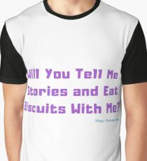 Will You Tell Me Stories? Graphic T-Shirt