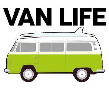 Van life surfer by jama777