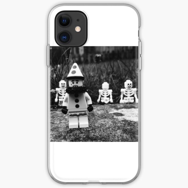 Something out there iPhone Soft Case