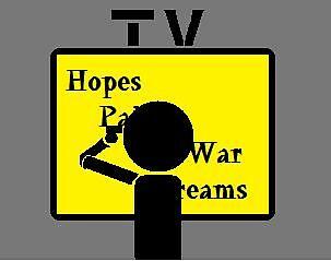 Watch TV by AltarOfSin