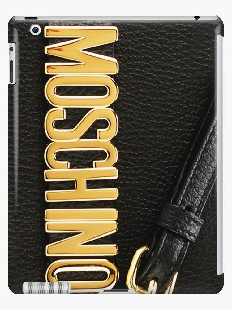 newest ac9cc 1268d 'Moschino Bag' iPad Case/Skin by ScottRhee