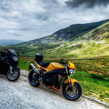 Motorbikes On Tour by tommysphotos