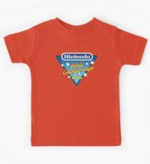 Nintendo World Championships 2015 Logo Kids Clothes