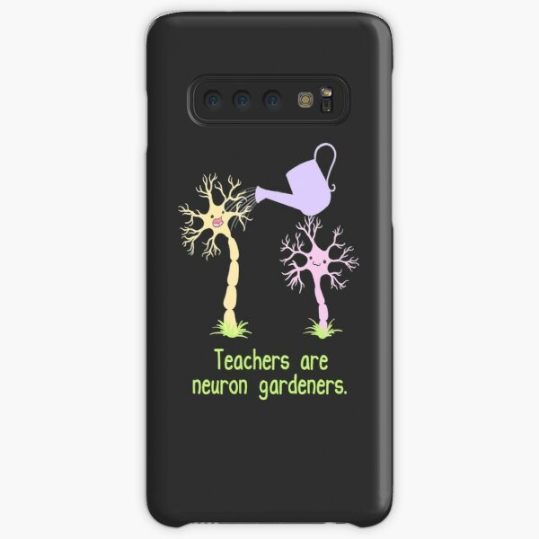 Teachers Are Neuron Gardeners Samsung Galaxy Snap Case