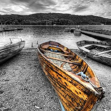 Lake Windermere by tommysphotos
