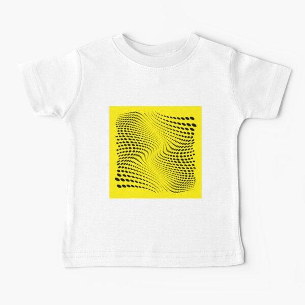 THE RIVER (YELLOW) Camiseta para bebés