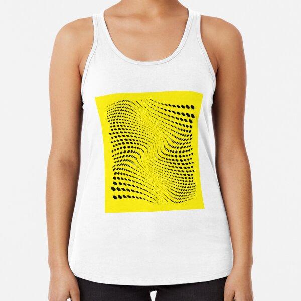 THE RIVER (YELLOW) Camiseta con espalda nadadora