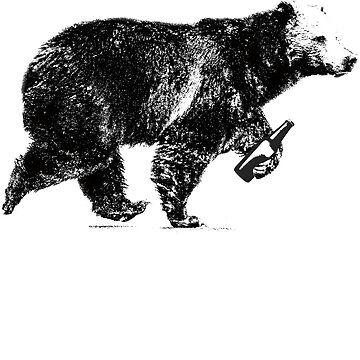 Beer Bear  shirt Beer Bear t-shirt Beer Bear t-shirt, by bledi