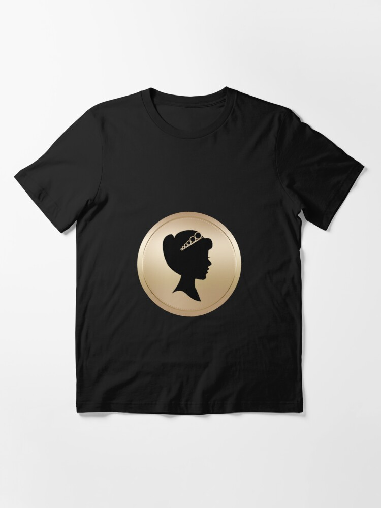 Alternate view of The Gold Queen Essential T-Shirt