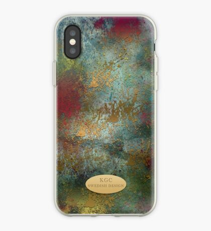 Mobile colors1 iPhone Case