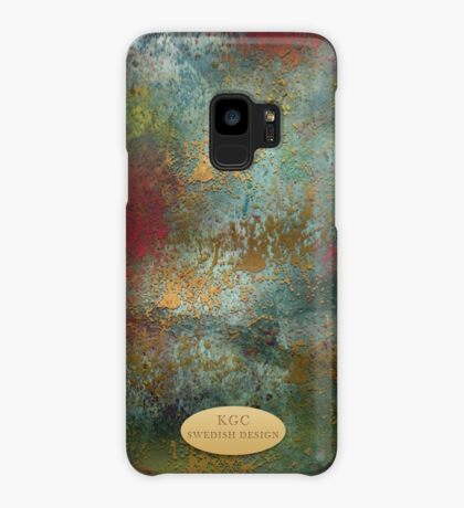 Mobile colors1 Case/Skin for Samsung Galaxy