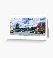 Main Street Libby Greeting Card