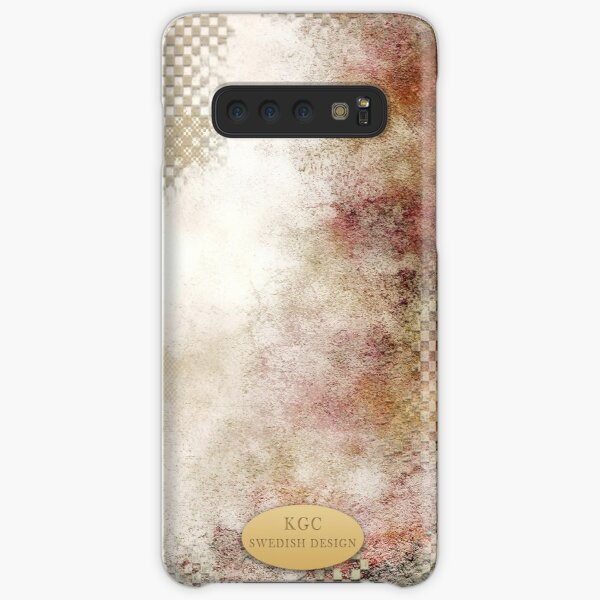 Mobile skins white square Samsung Galaxy Snap Case