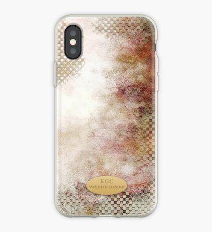 Mobile skins white square iPhone Case