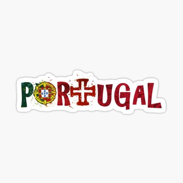 Portugal Emblems Sticker