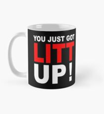 You just got to bed mug - Suits Mug