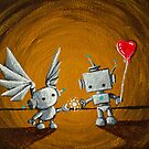 Robot Love by StudioCubed