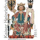 Kaiser Heinrich, Medieval German Roman Empire by edsimoneit