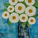 The Flowers Look Happy by Melissa Brauen