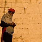 Jaisalmer old city by Tim Lawes