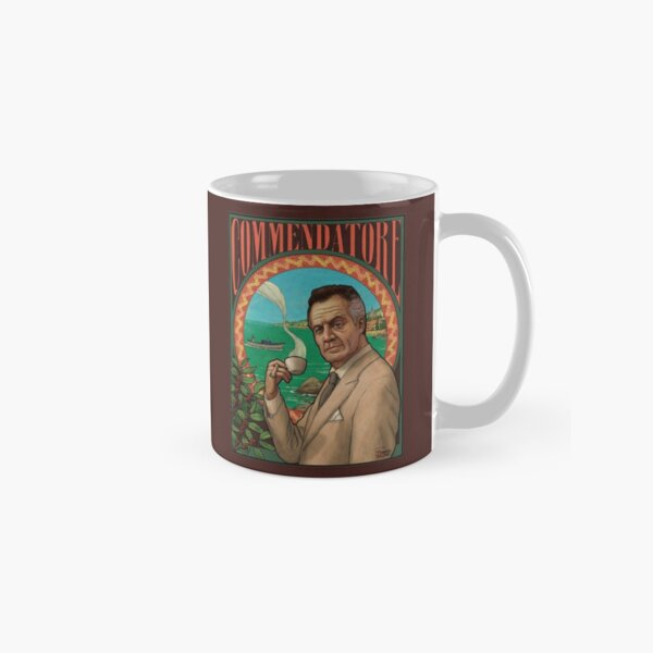 Commendatore - The Sopranos Classic Mug