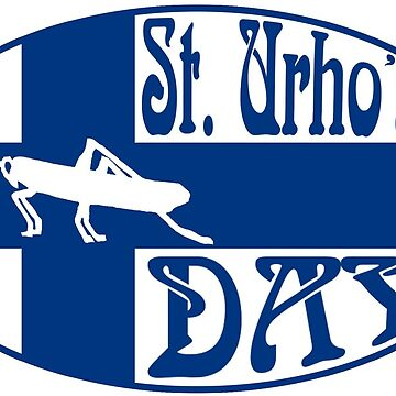 Official St. Urho's Day Seal by Joby-F-Randrup