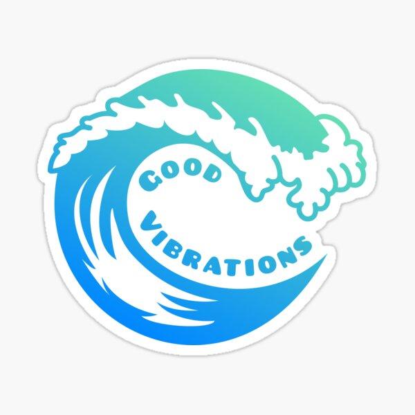 The Beach Boys - Good Vibrations Sticker