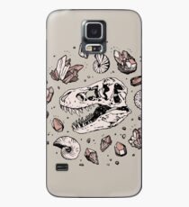 Geo-rex Vortex | Rose Quartz Case/Skin for Samsung Galaxy