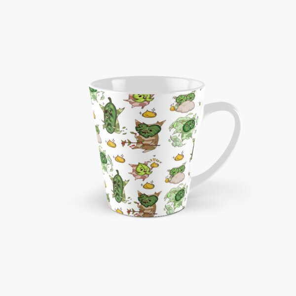 Koroks and Korok Seeds Pattern Tall Mug