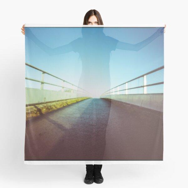 Bridge - Pinhole photography Scarf