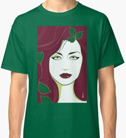 Poison Ivy - Nagel Style Classic T-Shirt