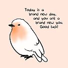 """""""New Day"""" Bird by thelatestkate"""