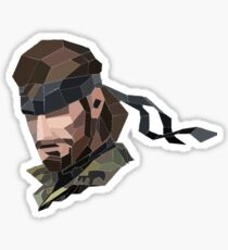Big Boss Sticker