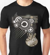 Retro Rock Unisex T-Shirt