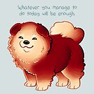"""""""Whatever You Manage to Do"""" Pup by thelatestkate"""