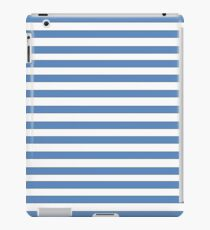 Stripes-Horizontal lines iPad Case/Skin