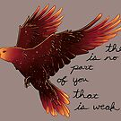 """""""There is No Part of You That is Weak"""" Galaxy Raven by thelatestkate"""