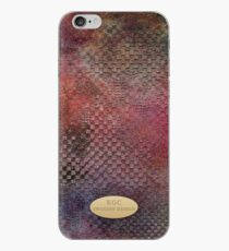 Mobile skins red iPhone Case