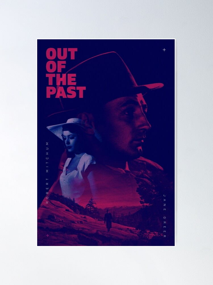 Alternate view of Out of The Past Poster